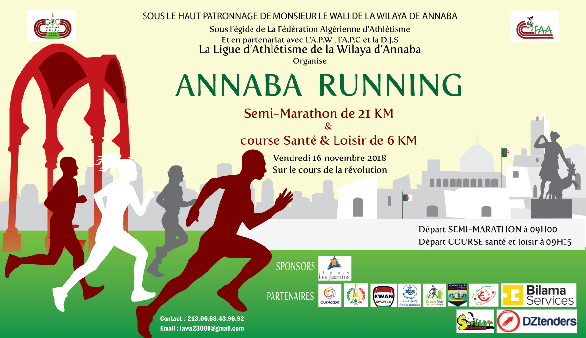 Annaba Running 2018