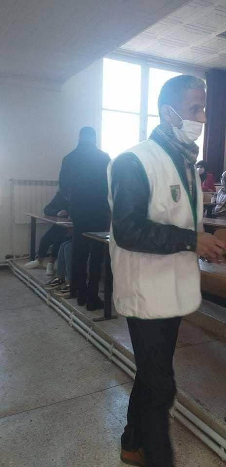 نشاط توعوي تحسيسي من مخاطر غاز  احادي أكسيد الكربون co - المنظمة الجزائرية لحماية و ارشاد المستهلك و محيطه