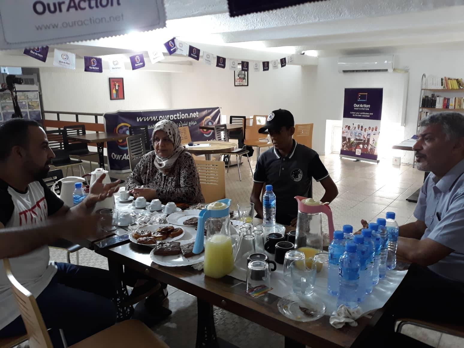 صباح الجمعيات عنابة 04 : التنسيق بين الجمعيات الخيرية - Bilama Services
