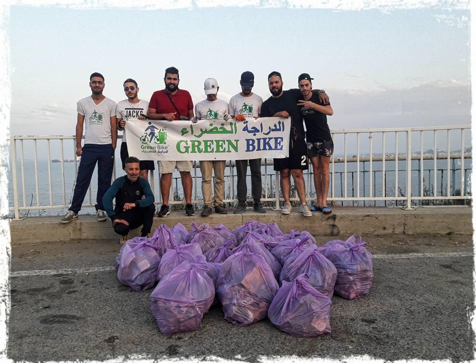 شهر التحدي رمضان 2018 - 17 - GREEN BIKE
