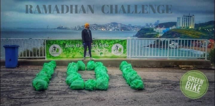 تحدي رمضان 2021 - 03 - GREEN BIKE
