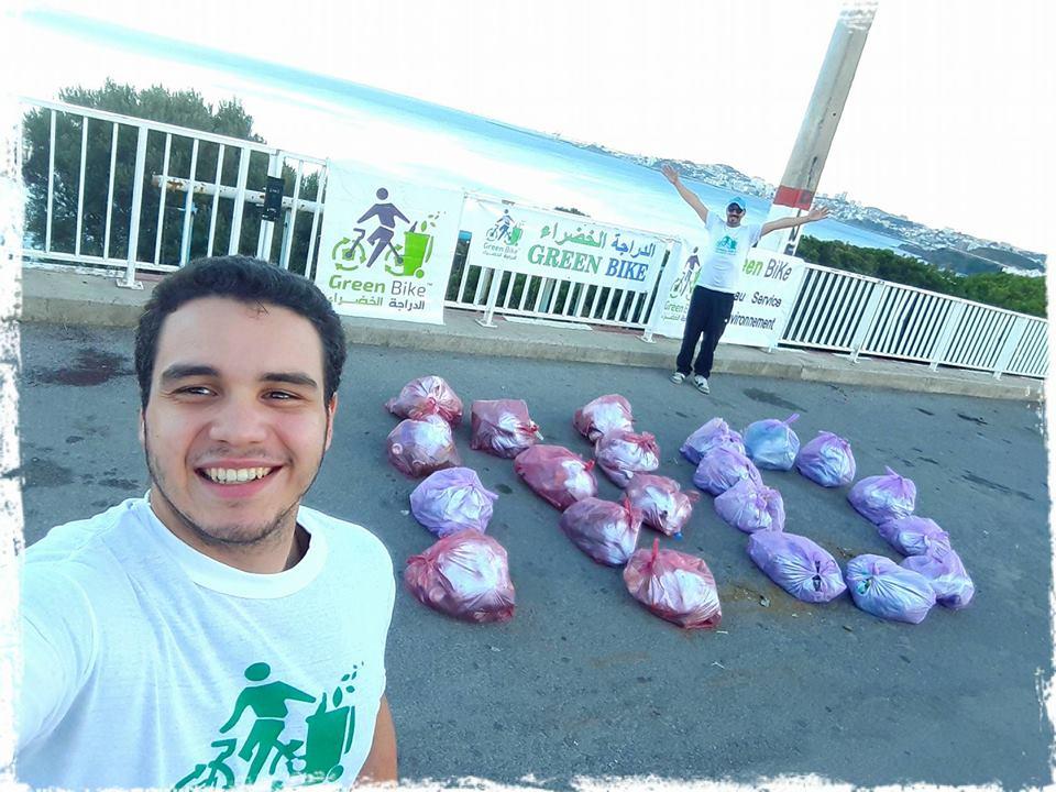 شهر التحدي رمضان 2018 - 23 - GREEN BIKE