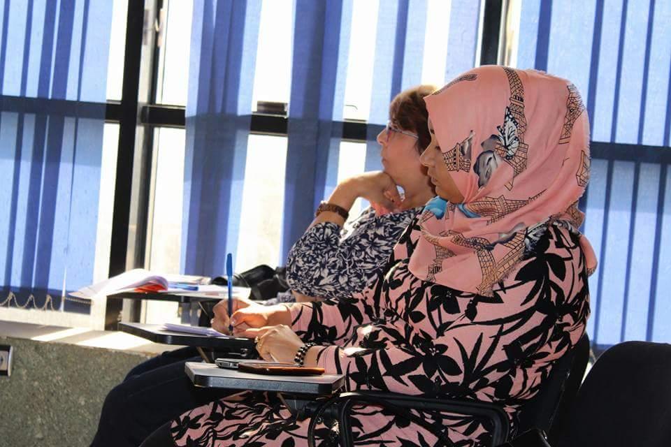 Formation gestion et sélection des dechets - Elkhadra sidi amar
