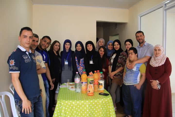 افتتاح مقر الجمعية  - مؤسسة القلوب الرحيمة الخيرية
