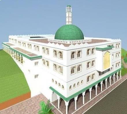 اللجنة الدينية لمسجد حمزة بسيدي عمار