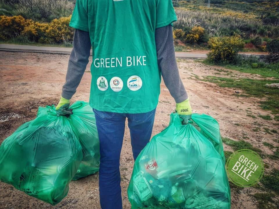 تحدي رمضان 2021 - 13 - GREEN BIKE