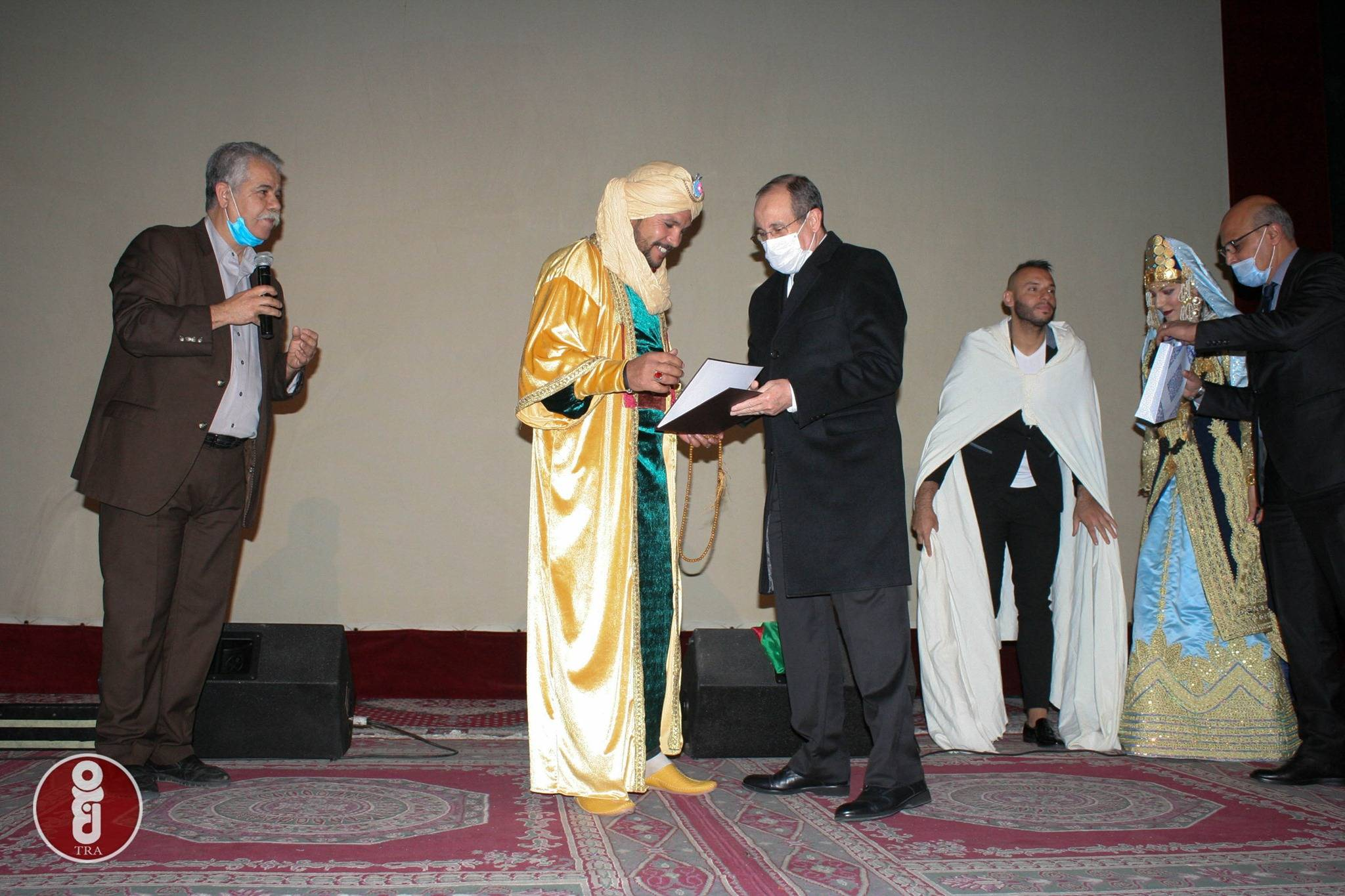 افتتاح فعاليات الاحتفال بـشهر التراث العالمي - المسرح الجهوي عز الدين مجوبي