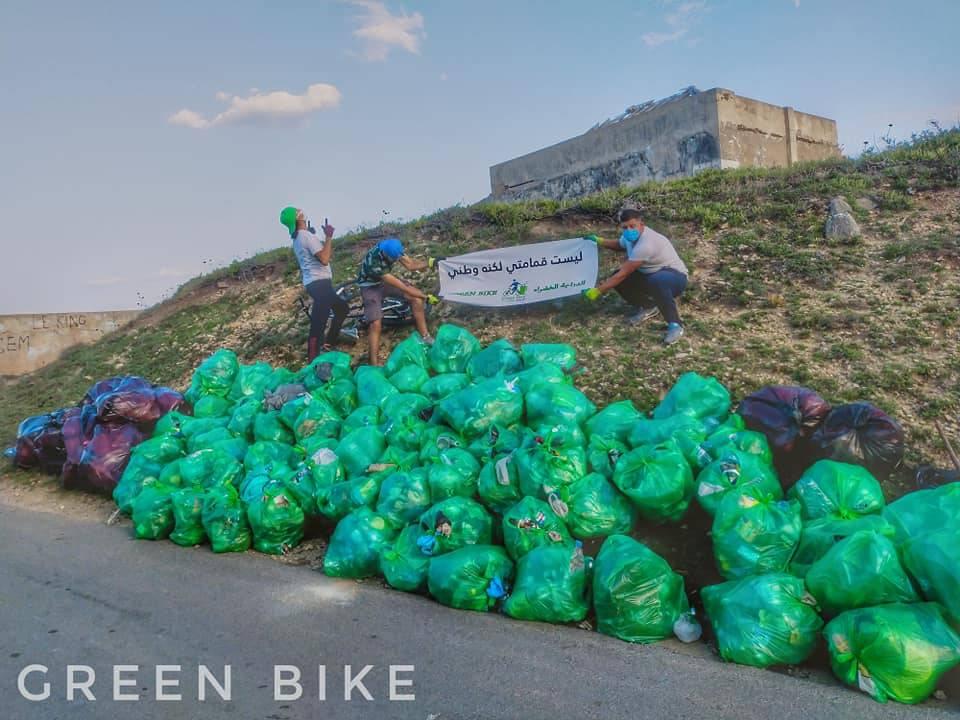 Mediterranean Coast Day 2020 - GREEN BIKE