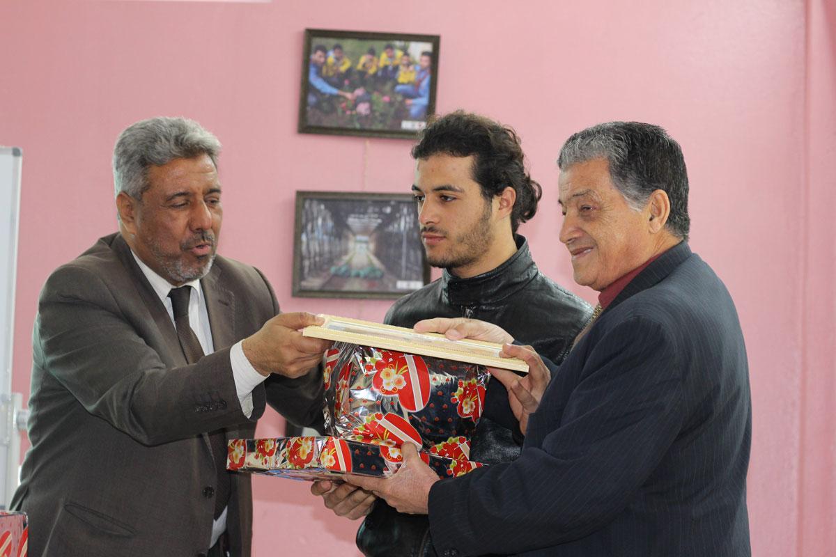 تكريم الفائزين في مسابقة أفضل المتطوعين بعنابة 2018 - Bilama Services