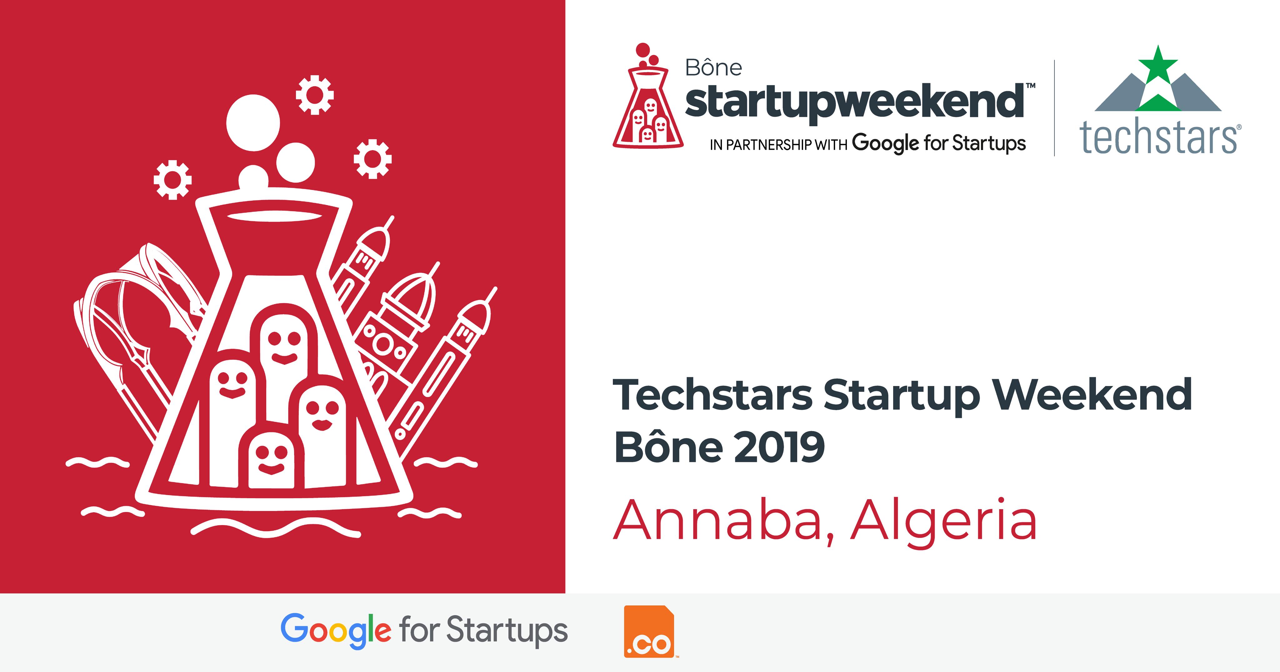 Startup weekend Bône - Enigma Club