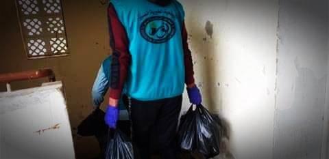 طلب مساعدة بمواد غذائية لفائدة المحتاجين  - نور تضامن