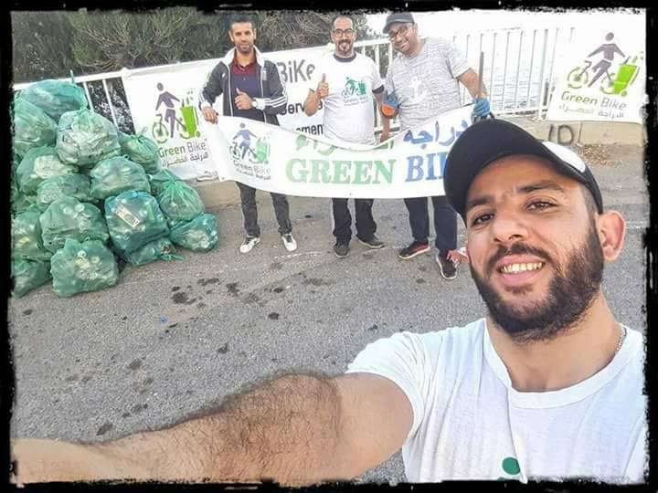 شهر التحدي رمضان 2018 -08 - GREEN BIKE