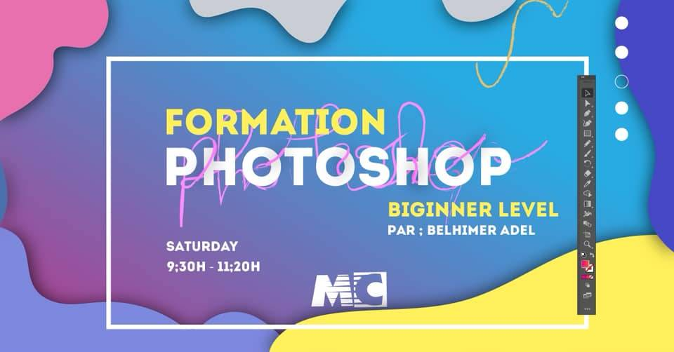 Formation Photoshop - Micro Club - USTHB