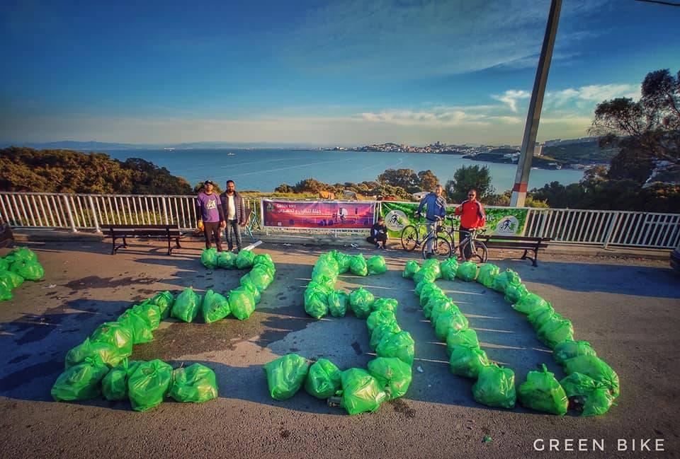 تحدي رمضان 2021 - 07 - GREEN BIKE