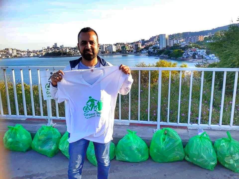 شهر التحدي رمضان 2019 - 05 - GREEN BIKE