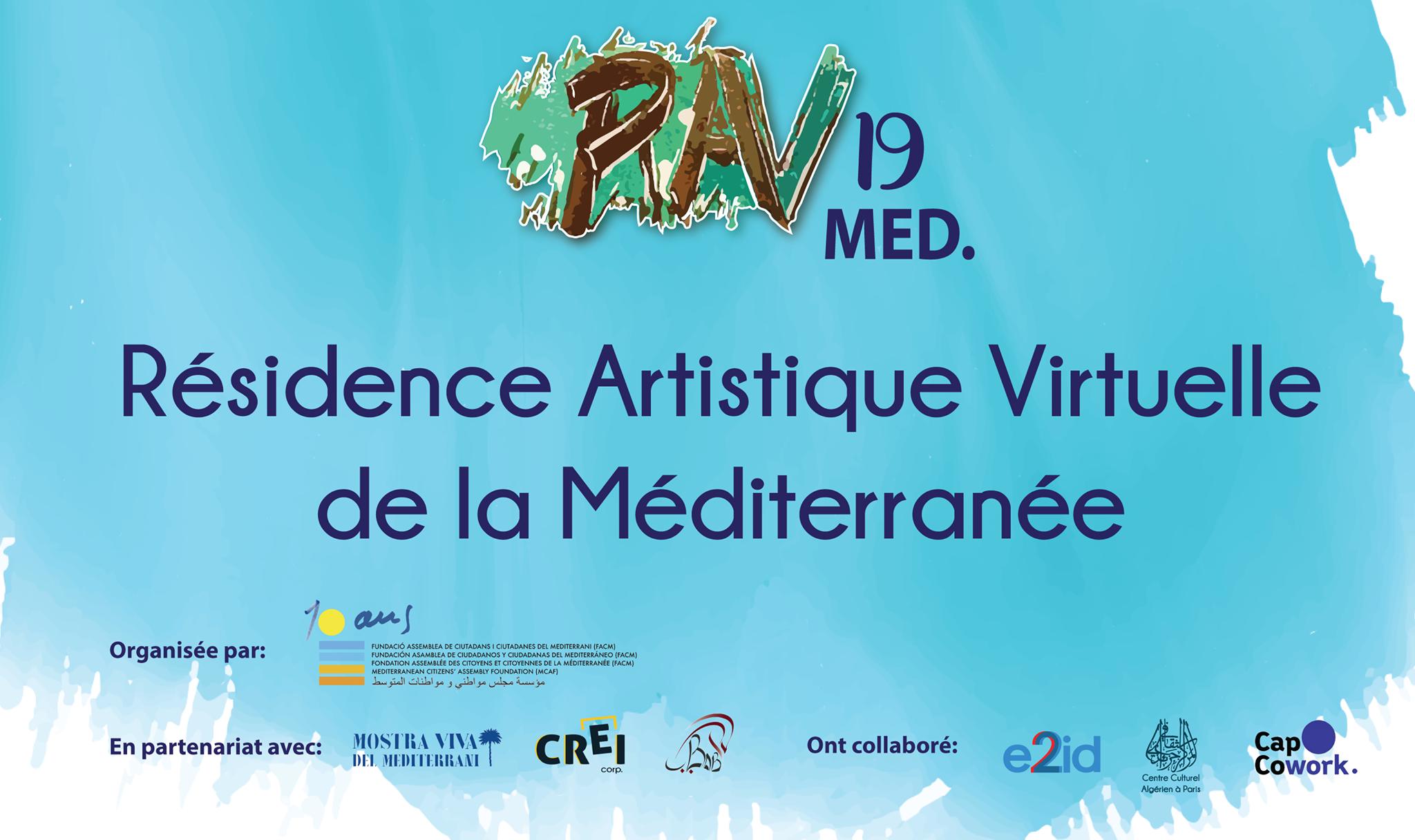 Visioconférence inaugurale de RAV.19 - e2id