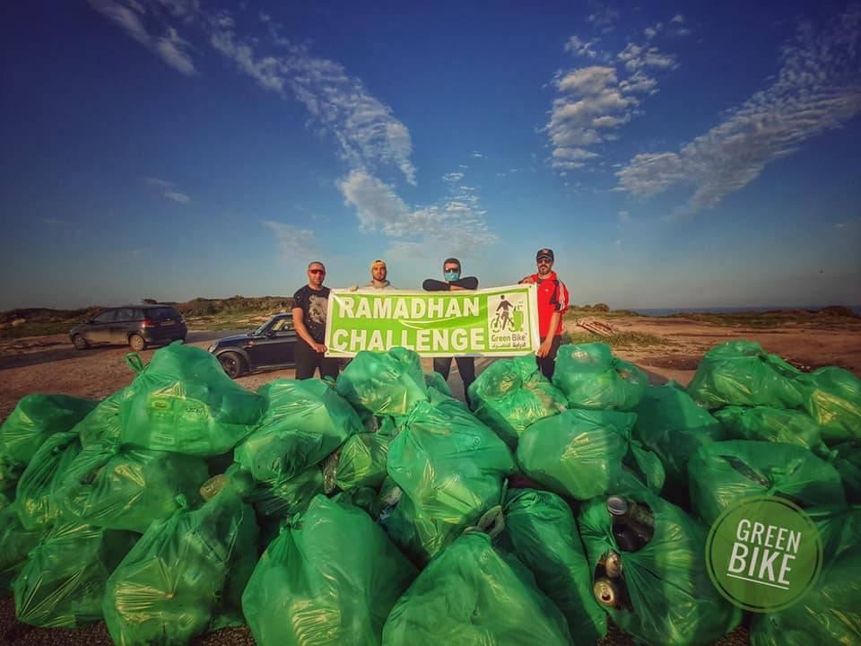 تحدي رمضان 2021 - 16 - GREEN BIKE
