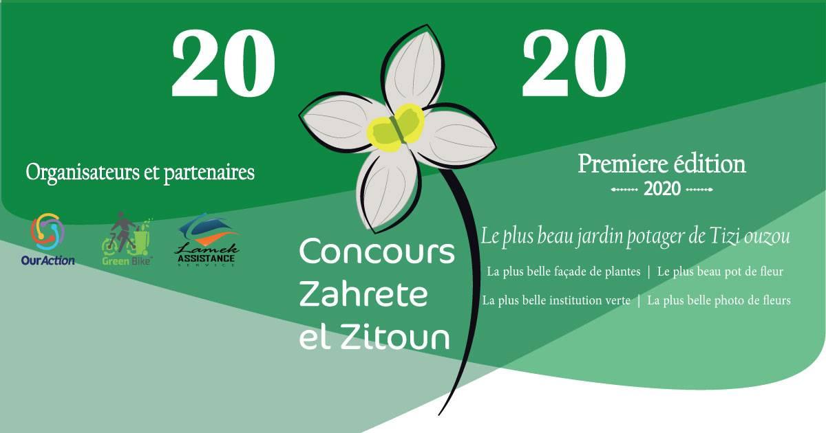 CONCOURS ZAHRETE EL ZITOUN  - LAMEK ASSISTANCE SERVICES