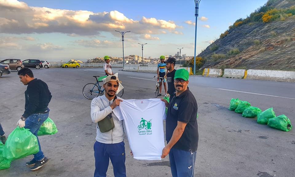 شهر التحدي رمضان 2019 - 07 - GREEN BIKE