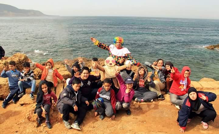 حملة اطفال البهجة (2017/2018) - مؤسسة القلوب الرحيمة الخيرية