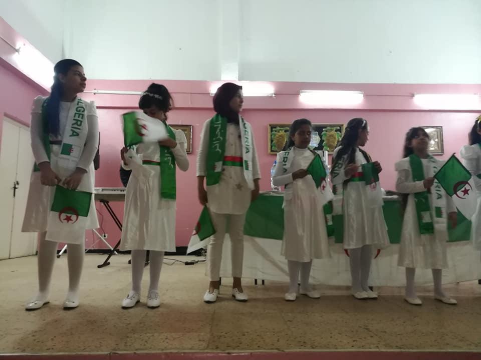 حفل الربيع الخاص بالأيتام - كافل اليتيم الوطنية - مكتب ولاية عنابة