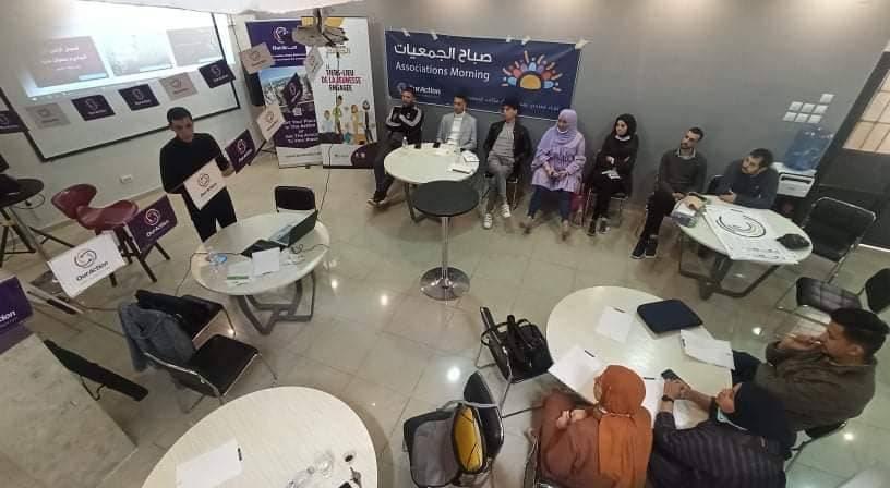 صباح الجمعيات الجزائر 01 : الإعلام الرقمي في الوسط الجمعوي - سفراء منصة أورأكشن