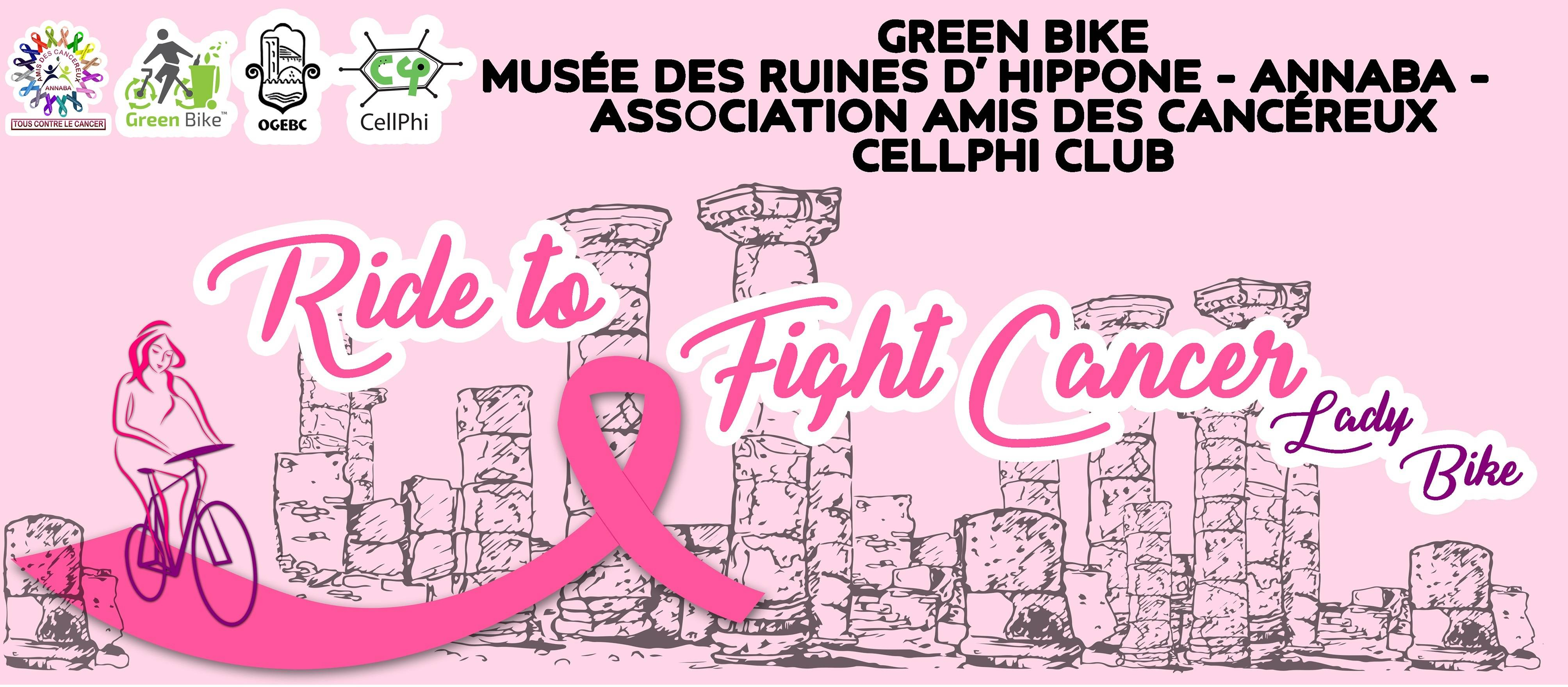 Ride to fight the cancer - Association amis des cancéreux Annaba