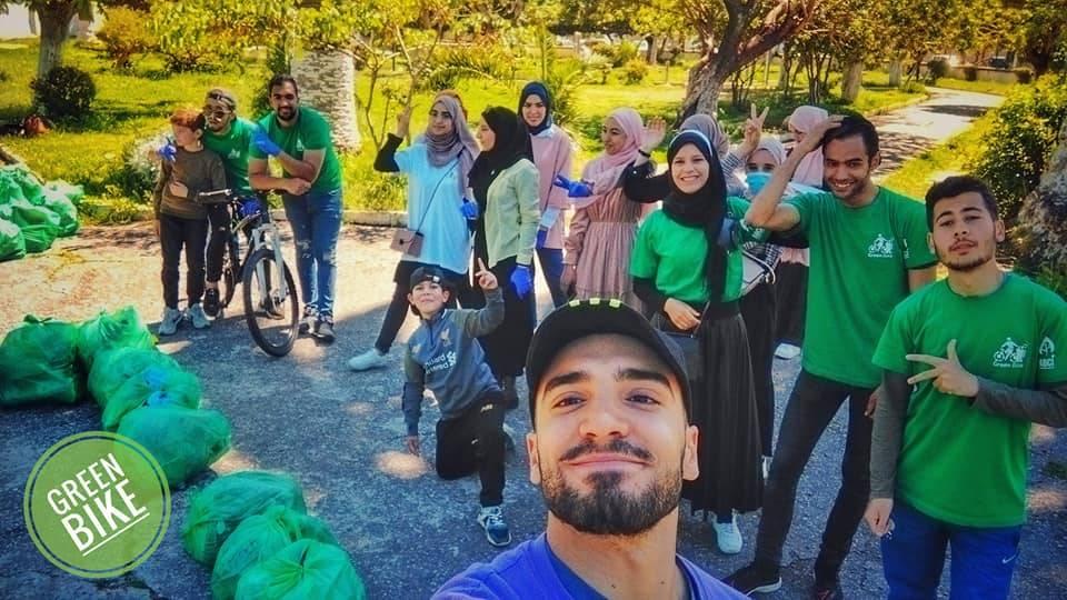 تحدي رمضان 2021 - 12 - GREEN BIKE
