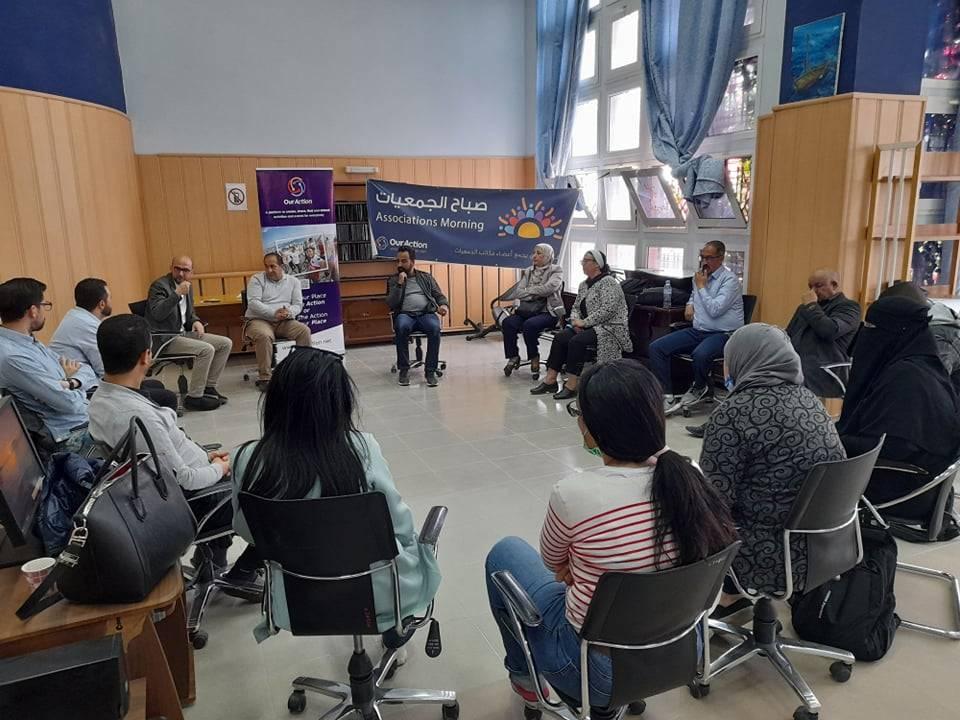 صباح الجمعيات عنابة 09 : دور الصحافة في دعم تمويل أنشطة الجمعيات - سفراء منصة أورأكشن