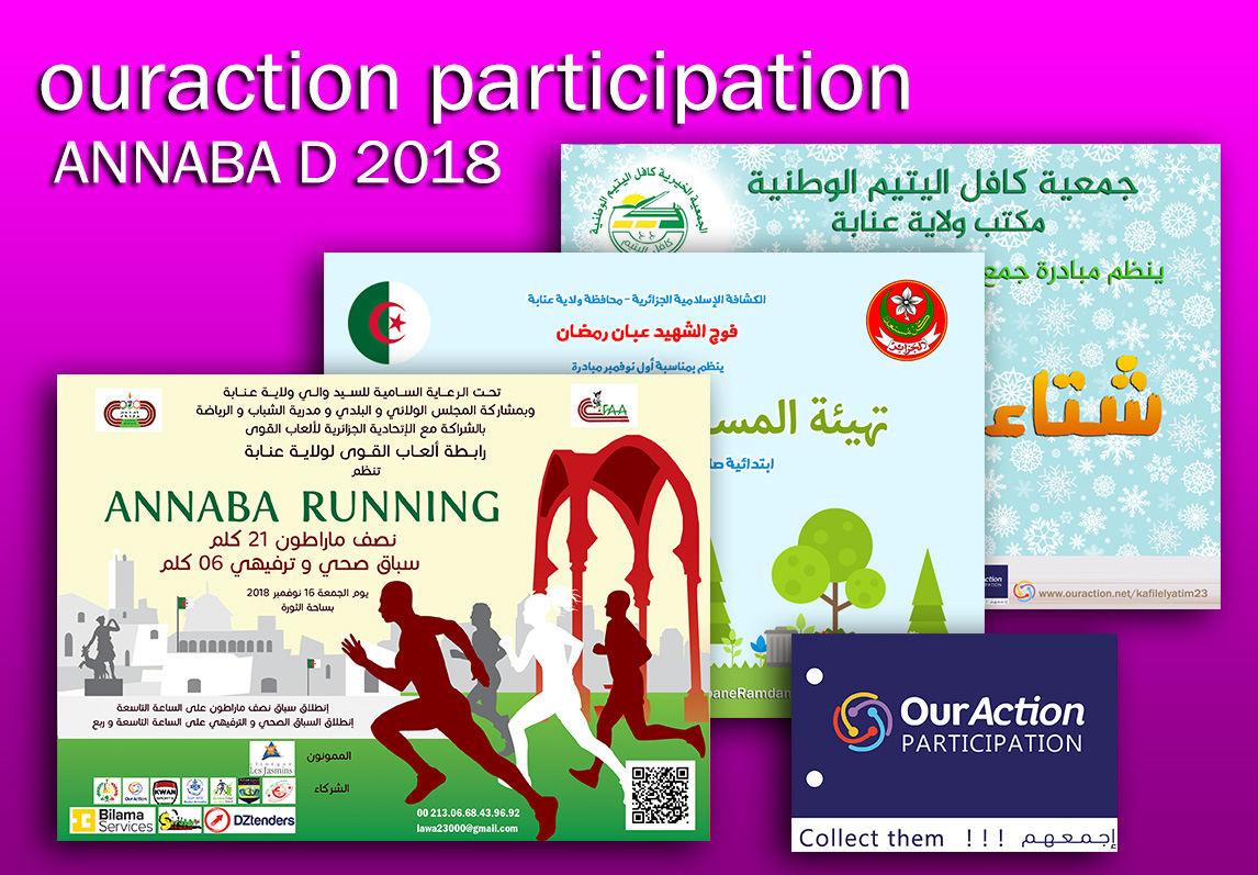 ouraction participation 23 10-11-12/2018
