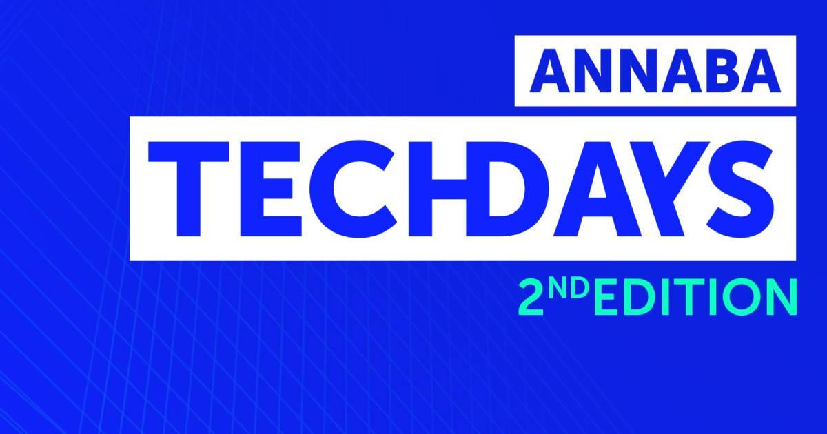 Annaba TECHDAYS 2m Edition - ANNABA TECH
