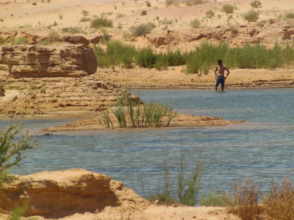 رحلة سياحية لإكتشاف بحيرة الشحمي - جمعية لمسة الثقافية المغير
