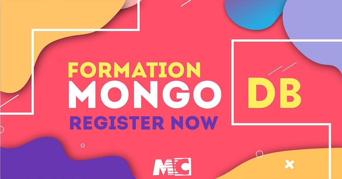 Formation Mongo DB - Micro Club - USTHB