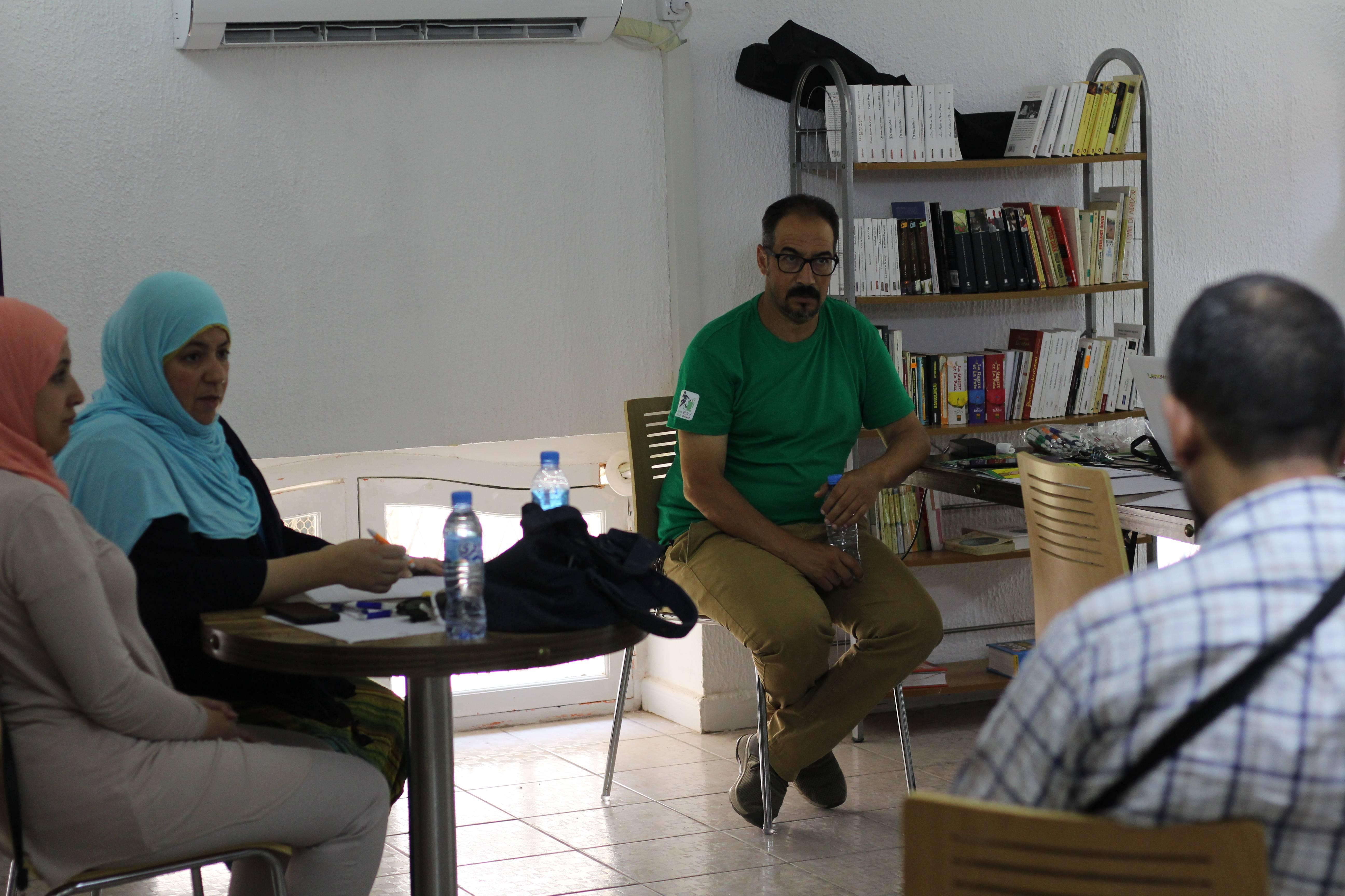صباح الجمعيات عنابة 03 : التطوع في العالم الجمعوي : مشاكل و إقتراحات - Bilama Services