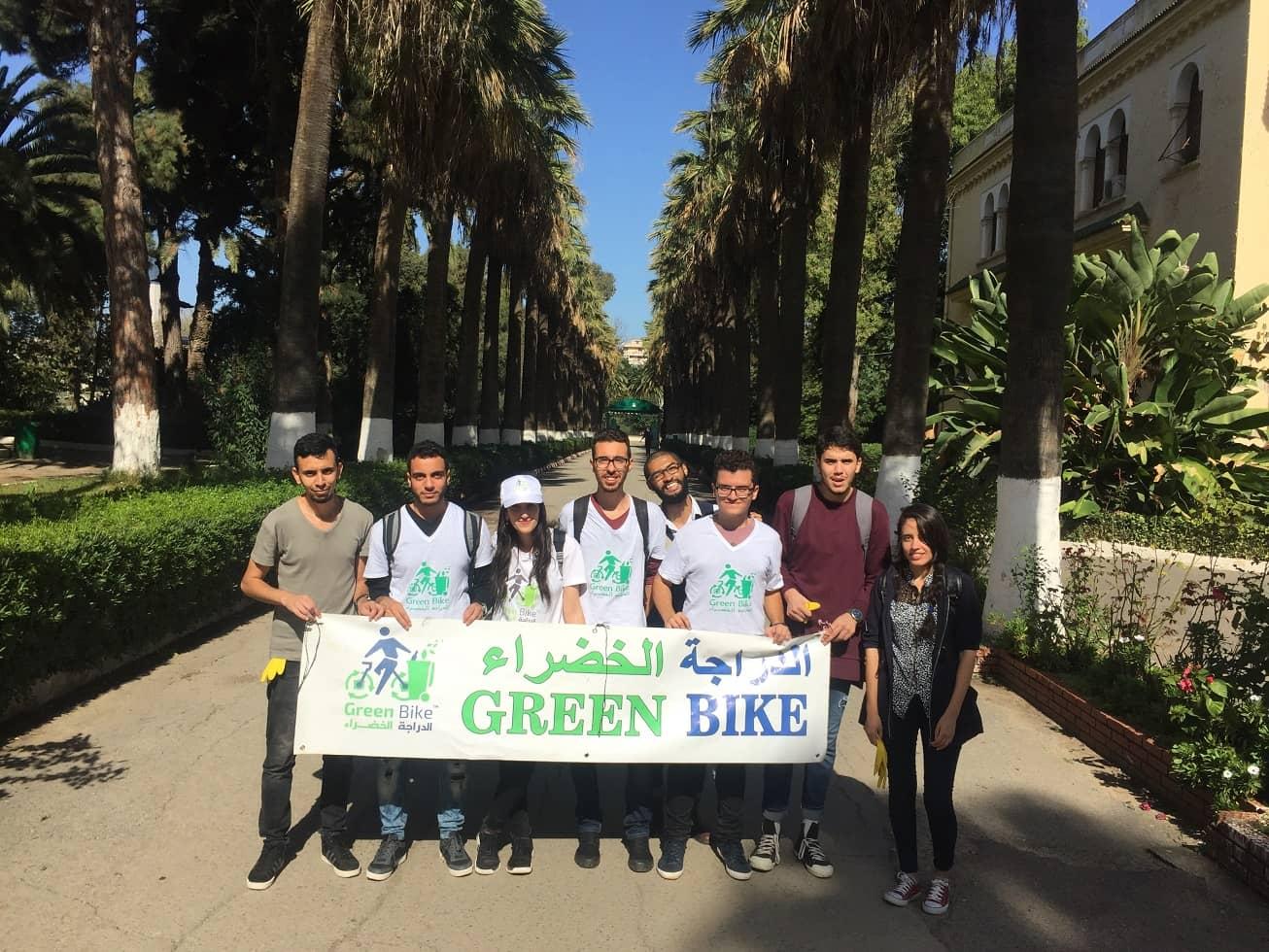 GREEN BIKE Boumerdes - Clean Day 20/10/2018 - GREEN BIKE Boumerdes