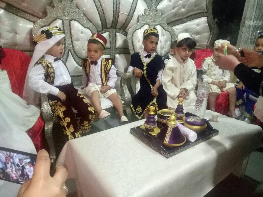 حفل خيري و ختان لفائدة الأيتام - كافل اليتيم الوطنية - مكتب ولاية عنابة