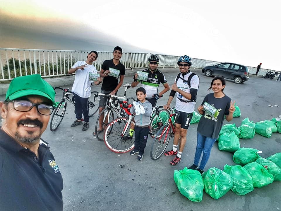 شهر التحدي رمضان 2019 - 06 - GREEN BIKE